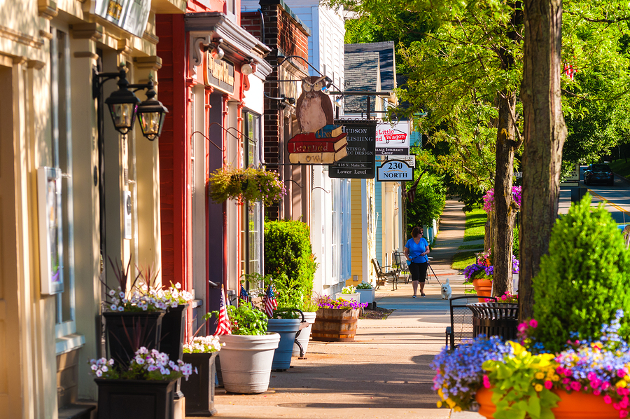 The Most Walkable Neighborhoods in Nashville, TN